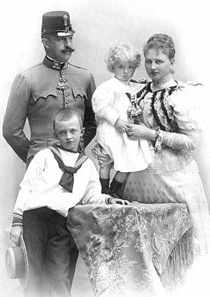 Archduke Otto of Austria (1865–1906)