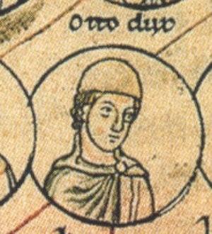 Otto I, Duke of Carinthia - Image: Otto I of Carinthia