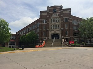 Ottumwa High School - Ottumwa High School - 2015