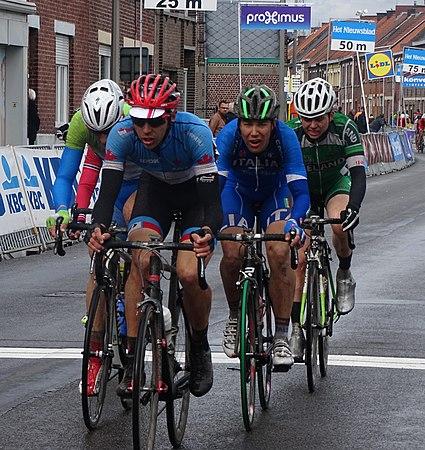 Oudenaarde - Ronde van Vlaanderen Beloften, 11 april 2015 (C55).JPG
