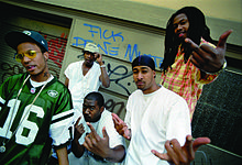 Outsidaz in 2001