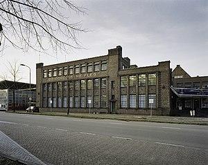 De Koninklijke Porceleyne Fles - The building is a designated rijksmonument