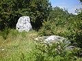 Pénestin (Morbihan), la pierre blanche.JPG