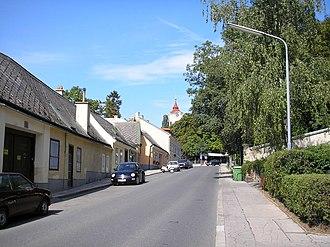 Währing - Old town centre of Pötzleinsdorf