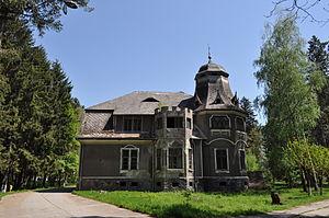 Totești - Pogany Castle in Păclișa
