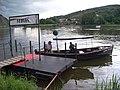 Přístaviště Sedlec, loď Kačenka.jpg