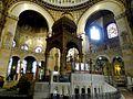 P1030113 Paris VIII église Saint-Augustin Coupole Autel baldaquin rwk.JPG