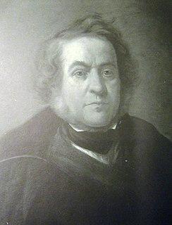 Luigi Rossini Italian artist