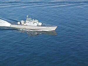 Storm-class patrol boat - Image: P33 Skalvis