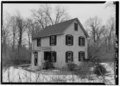 PERSPECTIVE VIEW FROM NORTH - Sagamore Hill, Grey Cottage, Oyster Bay, Nassau County, NY HABS NY,30-OYSTB,2A-1.tif