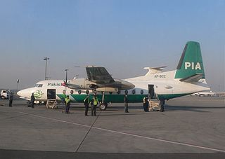 Pakistan International Airlines Flight 688 Aircraft crash in Pakistan, 10 July 2006