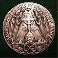POPE PIUS XII 1950 MID CENTURY MEDALLION b - Flickr - woody1778a.jpg