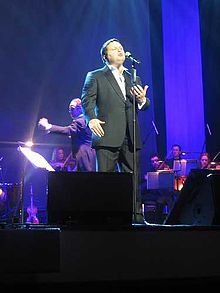 La kantanta Paul Potts