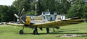 PZL-Mielec M-18 Dromader - PZL M-18B Dromader as waterbomber