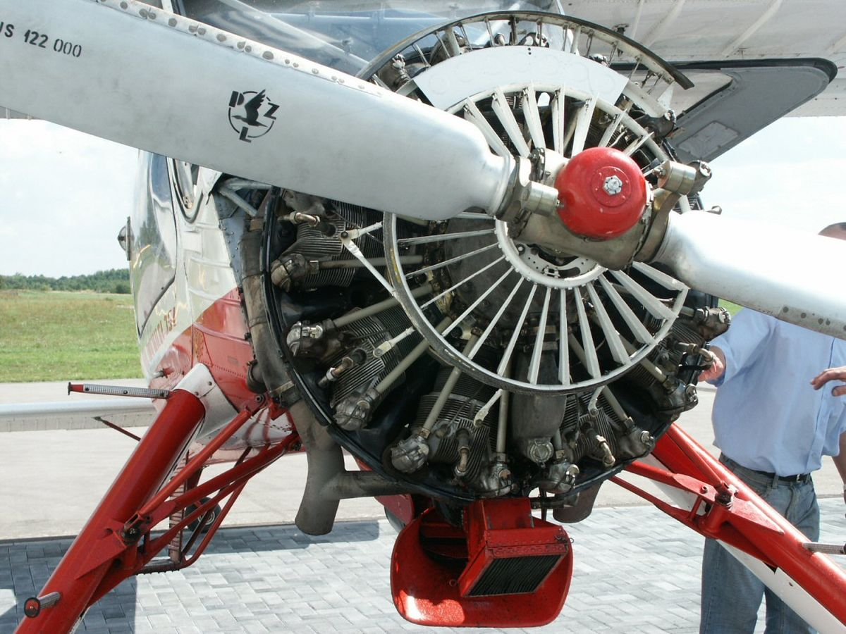 Ivchenko ai 14 wikipedia for Aircraft motors for sale