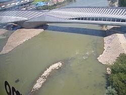 Pabellón puente expo 2008 zaragoza.JPG