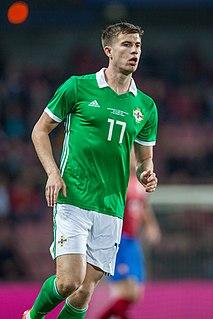 Paddy McNair Northern Irish association football player