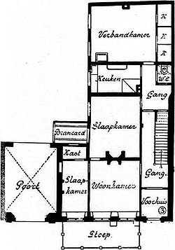Pagehuis Den Haag ground floor plan after restoration.jpg