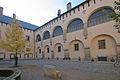 Palác Vlašský dvůr (Kutná Hora) nádvoří5.JPG