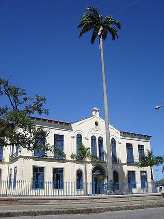 Santa Cruz, Rio de Janeiro -  Princess Isabel's Palace