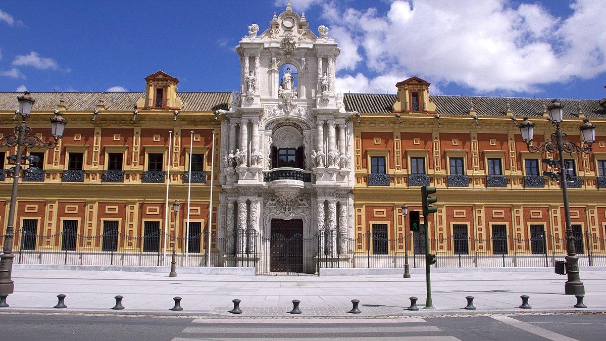 Resultado de imagen de Palacio de San Telmo