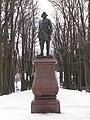 Palais de Peterhof - jardin inférieur - statue (1).jpg