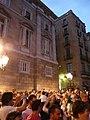 Palau de la Generalitat - Galop de la Mercè P1160512.JPG