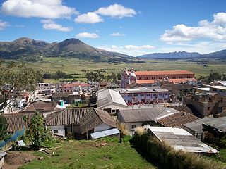 Guachucal Municipality and town in Nariño Department, Colombia