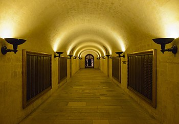 Image result for images of crypt under the Pantheon Paris