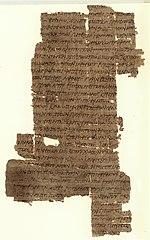 Papyrus 37 - verso