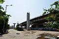 Parama-Park Circus Flyover Under Construction on John Burdon Sanderson Haldane Avenue - Kolkata 2012-05-03 0016.JPG