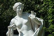Parc de Versailles, Bosquet des Dômes, Galatée, Jean-Baptiste Tuby 04