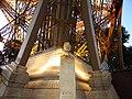 Paris, France, La Tour Eiffel; Bust of Gustave Eiffel (1).jpg