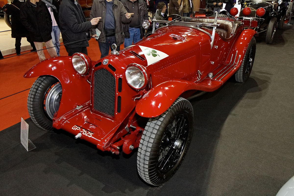 Permalink to 1931 Alfa Romeo Kit Car
