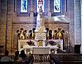 Paris Basilique Sacré-Coeur Innen Chapelle de Sainte-Marie Altar.jpg