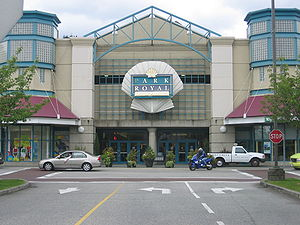 Park Royal Shopping Centre - Park Royal, North Mall