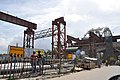 Park Circus-Parama Flyover under Construction - Railway Overbridge 4 - Park Circus - Kolkata 2015-07-23 0843.JPG