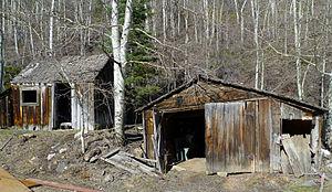 Park City, Utah - Park City Utah Historical Wood Cabin
