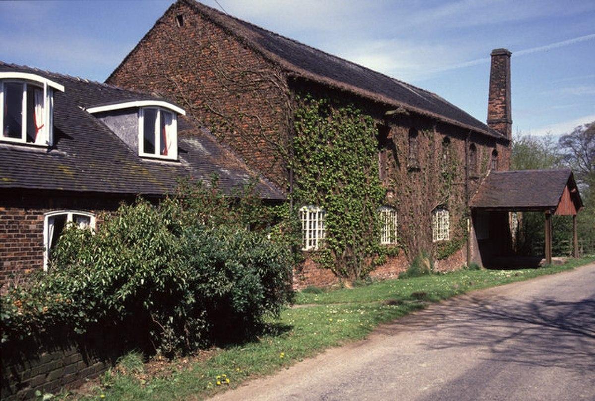 Park Mill, Brereton - geograph.org.uk - 623527.jpg