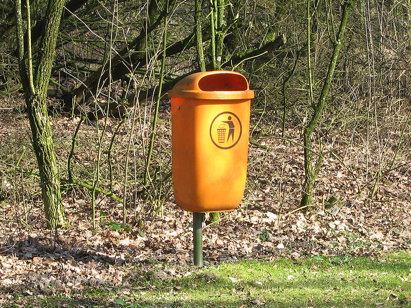 File:Park trashcan.jpg