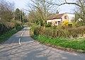 Parkgate Cottages on Hay Lane - geograph.org.uk - 382583.jpg