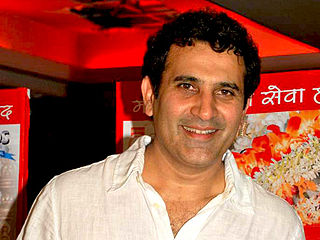 Parmeet Sethi Indian film actor, director and writer