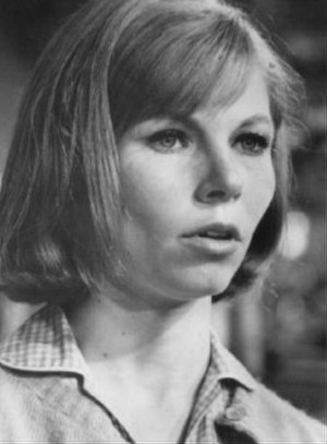 Patricia Morrow - Morrow as Rita Jacks on Peyton Place.