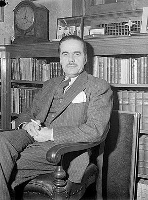Paul Gouin - Paul Gouin in 1945