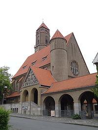Pauluskirche (Darmstadt) Außen 02.JPG