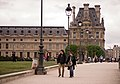 Pavillon de Flore, Louvre Museum, Paris April 2014 002.jpg