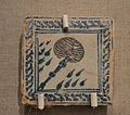 Peces ceràmiques del segle XV amb salpassers, museu Marià de València.JPG