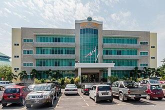 Penampang District - Penampang District Council office.