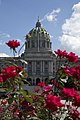 Pennsylvania State Capitol in Summer (25861337525).jpg