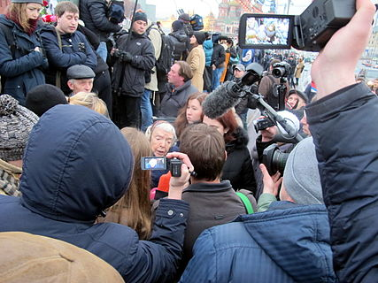People came to the side of Boris Nemtsov's murder (2015-02-28; 25).JPG